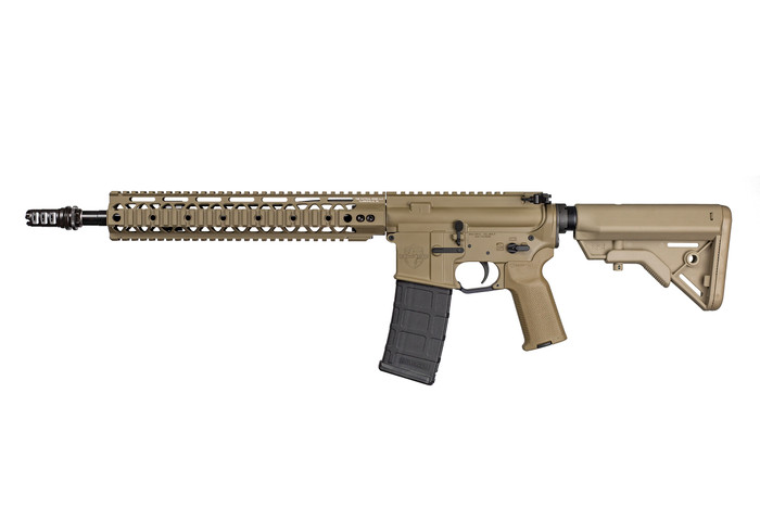 "FDE WARFIGHTER 14.5"" PB 5.56 MIDLENGTH CARBINE"