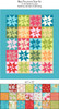 Bliss Pinwheel Star Quilt Kit