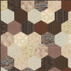 Fire Side Hexies Quilt Kit