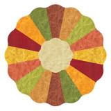 Dresden Plate Quilt Pattern Tutorial