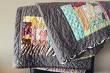 Attaching Binding To A Quilt | A Handy Guide By Sit n' Sew