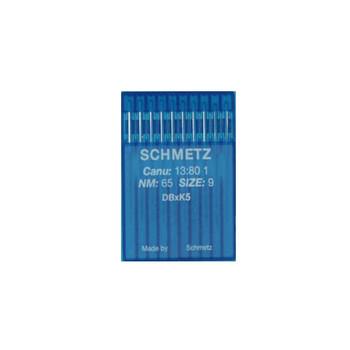 Schmetz Needles - 65/9 - DBxK5 - Normal Ball Point (NB)
