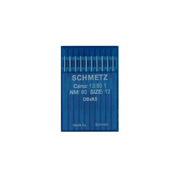 Schmetz Needles - 80/12 - DBxK5 - Normal Ball Point (NB)