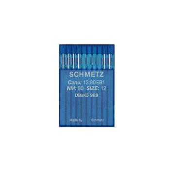 Schmetz Needles - 80/12 - DBxK5 - Light Ball Point (SES)