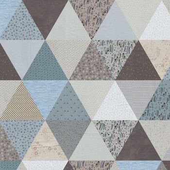 Home Grown 60 Degree Triangle Quilt Kit