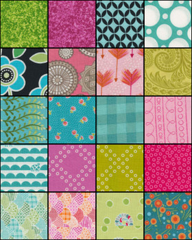 Sweet and Sassy - 2.5'' Strips
