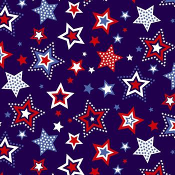 American Flag Pennant PK