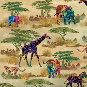 Serengeti 2 Panel Kit