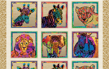 Serengeti Panel Kit 3