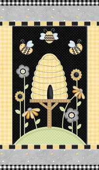 Sew Bee 1 Panel Kit