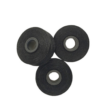 Magna Glide - Style L, Polyester Bobbins (Black) - 12 Pack