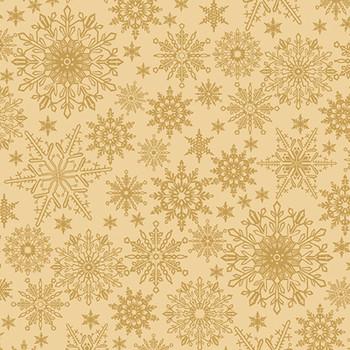 Benartex - Festive Season - Snowflakes - 2649/30