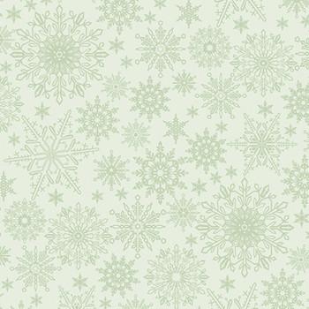Benartex - Festive Season - Snowflakes - 2649/4