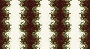 Benartex - Festive Season - Stripes - 2653M/19