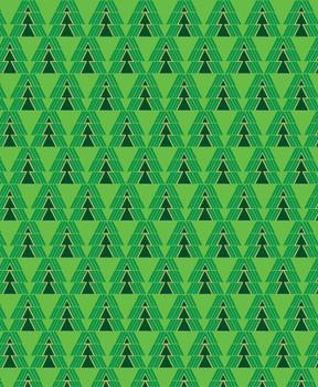 Benartex - Merry & Bright - Evergreen Trees - 8804M/44