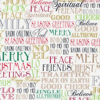 Fabri-Quilt - Season's Greetings - Christmas Cheer - 103/71100