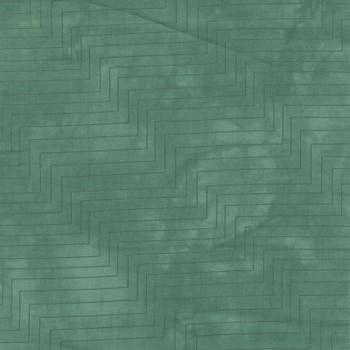 Riverwoods - Rainforest - Diagonal Zig Zag Stripes - 1876/3