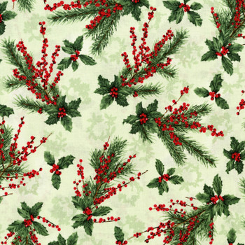 RJR - Merry Berry & Bright - Pine Berries - 3155/1