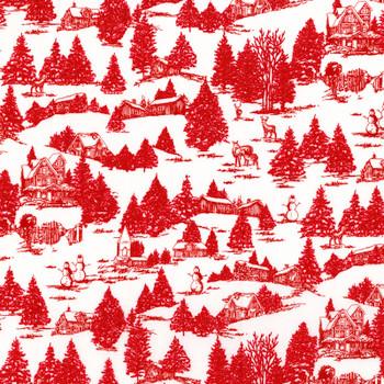 RJR - Merry Berry & Bright - Winter Scenes - 3158/1