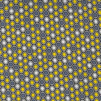 Bumble Bumble - Honeycomb - Gray/Yellow