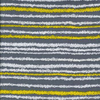 Bumble Bumble - Stripes - Gray/Yellow