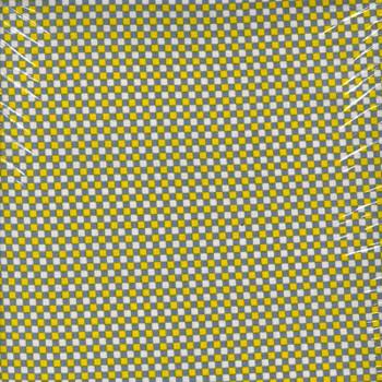 Bumble Bumble - Checkerboard - Gray/Yellow