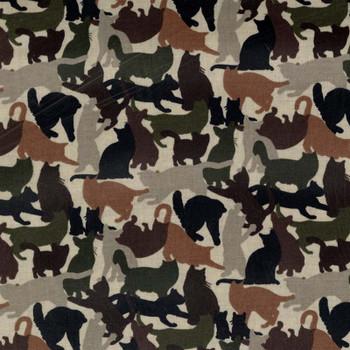 Cat Breeds - Cat Silouhettes - Hunter