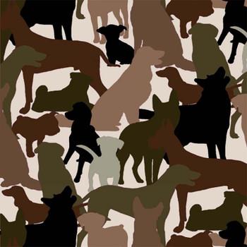 Dog Breeds - Dog Silhouttes - Hunter