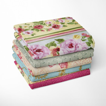 5 Yd Bundle - Savannah Rose