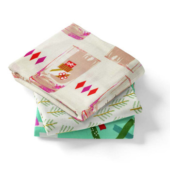 3 Yd Bundle - Christmas Drinks