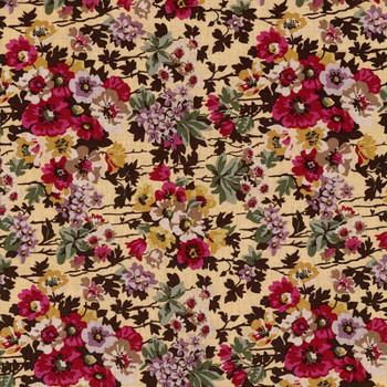 Leutenegger - La Fauvette - Floral Bouquet - Multi