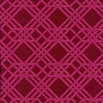 Leutenegger - Romantic Rebel - Geometric Knot - Red