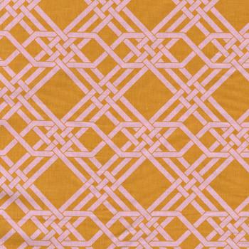 Leutenegger - Romantic Rebel - Geometric Knot - Orange