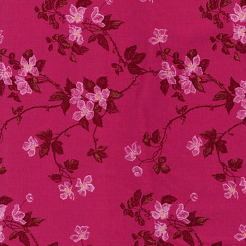 Leutenegger - Romantic Rebel - Blossoms - Magenta