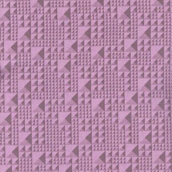 Leutenegger - Romantic Rebel - Geometric - Purple/Lavender