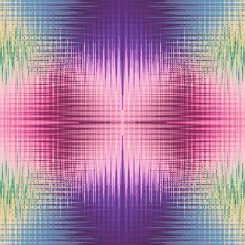 River's Bend - Tessellations - Crosshatch - Multi