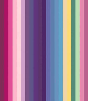 River's Bend - Tessellations - Stripe - Multi