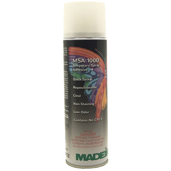1000 Madeira Spray Adhesive
