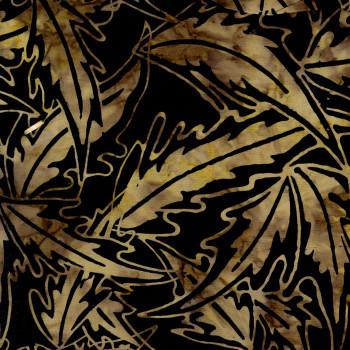 Benartex - Everglade Batiks - Brown
