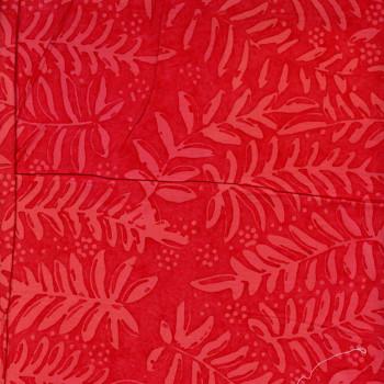 Benartex - Rio Batiks - Red