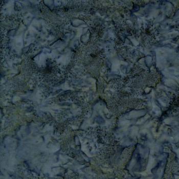 Fabri-Quilt - Handmade Batiks - Blue/Grey