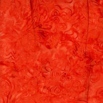 RJR - Malam Batiks V - Red