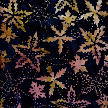 Timeless Treasures - Tonga Batiks - Navy/Sage