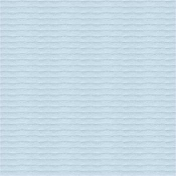 David Textiles - Chenille Solid Fleece - Blue