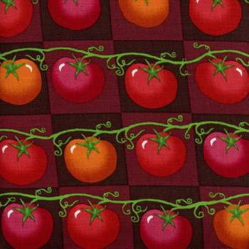 Riverwoods - Lush Harvest - Tomatoes - Red