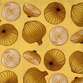 Riverwoods - Lush Harvest - Onions - Yellow