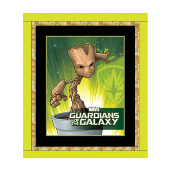 Groot/Guardian's of the Galaxy Panel Kit 1