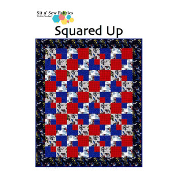 Transformers - Squared Up - Ready-to-Sew Quilt Kit