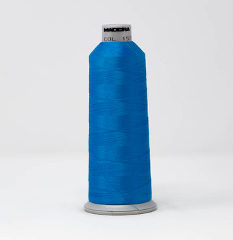 Polyneon - Polyester Thread - 918-1577 (Dk Blue Turquoise)