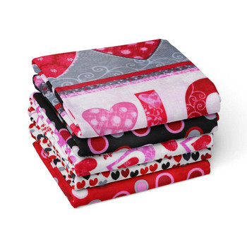 5Yd Bundle - Valentine